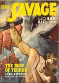 Doc Savage (1933-1949 Street & Smith) Pulp May 1940