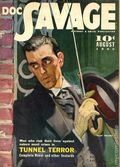 Doc Savage (1933-1949 Street & Smith) Pulp Aug 1940