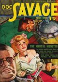 Doc Savage (1933-1949 Street & Smith) Pulp Aug 1943