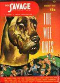 Doc Savage (1933-1949 Street & Smith) Pulp Vol. 25 #6