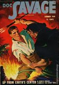 Doc Savage (1933-1949 Street & Smith) Pulp Jul 1949