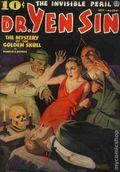 Dr. Yen Sin (1936 Popular Publications) Pulp Vol. 1 #2