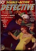 Double-Action Detective (1938-1940 Blue Ribbon Magazines) Pulp Vol. 1 #1