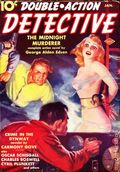 Double-Action Detective (1938-1940 Blue Ribbon Magazines) Pulp Vol. 1 #2