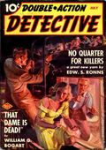 Double-Action Detective (1938-1940 Blue Ribbon Magazines) Pulp Vol. 1 #3