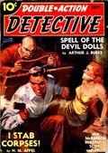 Double-Action Detective (1938-1940 Blue Ribbon Magazines) Pulp Vol. 1 #4