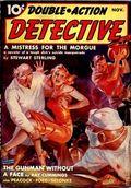 Double-Action Detective (1938-1940 Blue Ribbon Magazines) Pulp Vol. 1 #5