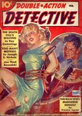 Double-Action Detective (1938-1940 Blue Ribbon Magazines) Pulp Vol. 1 #6