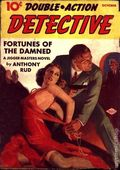 Double-Action Detective (1938-1940 Blue Ribbon Magazines) Pulp Vol. 2 #2