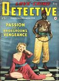 Love-Crime Detective (1942 Frank A. Munsey) Pulp Vol. 1 #1