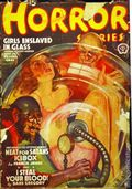 Horror Stories (1935-1941 Popular) Pulp Vol. 9 #1