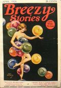 Breezy Stories and Young's Magazine (1915-1949 C.H. Young) Pulp Vol. 17 #6
