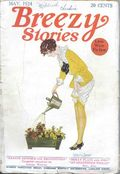 Breezy Stories and Young's Magazine (1915-1949 C.H. Young) Pulp Vol. 18 #1