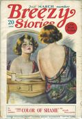 Breezy Stories and Young's Magazine (1915-1949 C.H. Young) Pulp Vol. 21 #3