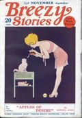 Breezy Stories and Young's Magazine (1915-1949 C.H. Young) Pulp Vol. 23 #6