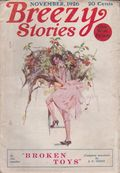 Breezy Stories and Young's Magazine (1915-1949 C.H. Young) Pulp Vol. 27 #2