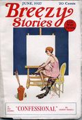 Breezy Stories and Young's Magazine (1915-1949 C.H. Young) Pulp Vol. 28 #3
