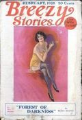 Breezy Stories and Young's Magazine (1915-1949 C.H. Young) Pulp Vol. 29 #5