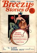 Breezy Stories and Young's Magazine (1915-1949 C.H. Young) Pulp Vol. 30 #1