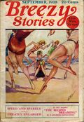 Breezy Stories and Young's Magazine (1915-1949 C.H. Young) Pulp Vol. 30 #6
