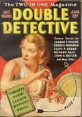 Double Detective (1937-1943 Frank A. Munsey) Pulp Vol. 1 #3