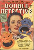 Double Detective (1937-1943 Frank A. Munsey) Pulp Vol. 1 #4