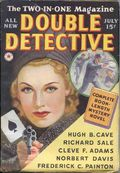 Double Detective (1937-1943 Frank A. Munsey) Pulp Vol. 2 #2