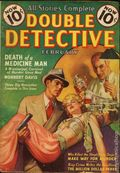 Double Detective (1937-1943 Frank A. Munsey) Pulp Vol. 3 #3