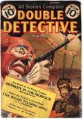 Double Detective (1937-1943 Frank A. Munsey) Pulp Vol. 3 #4