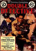 Double Detective (1937-1943 Frank A. Munsey) Pulp Vol. 3 #6