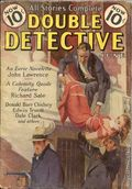 Double Detective (1937-1943 Frank A. Munsey) Pulp Vol. 4 #1