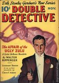 Double Detective (1937-1943 Frank A. Munsey) Pulp Vol. 4 #6