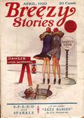 Breezy Stories and Young's Magazine (1915-1949 C.H. Young) Pulp Vol. 34 #1