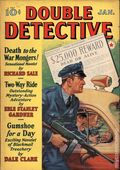 Double Detective (1937-1943 Frank A. Munsey) Pulp Vol. 5 #2
