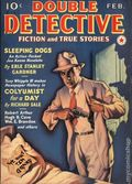 Double Detective (1937-1943 Frank A. Munsey) Pulp Vol. 5 #3