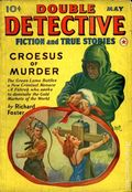 Double Detective (1937-1943 Frank A. Munsey) Pulp Vol. 5 #6