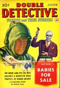 Double Detective (1937-1943 Frank A. Munsey) Pulp Vol. 6 #1