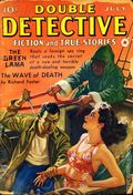 Double Detective (1937-1943 Frank A. Munsey) Pulp Vol. 6 #2