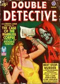 Double Detective (1937-1943 Frank A. Munsey) Pulp Vol. 7 #6