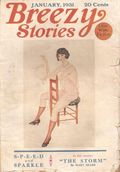 Breezy Stories and Young's Magazine (1915-1949 C.H. Young) Pulp Vol. 35 #4