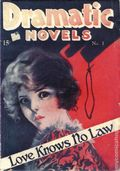 Dramatic Novels (1924 Albert Publishing) Pulp Vol. 1 #1
