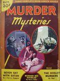 Murder Mysteries (1934-1935 Harold Hersey) Pulp 2nd Series Vol. 1 #1