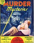 Murder Mysteries (1934-1935 Harold Hersey) Pulp 2nd Series Vol. 1 #3