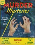 Murder Mysteries (1934-1935 Harold Hersey) Pulp 2nd Series Vol. 1 #4