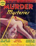 Murder Mysteries (1934-1935 Harold Hersey) Pulp 2nd Series Vol. 1 #5