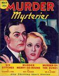 Murder Mysteries (1934-1935 Harold Hersey) Pulp 2nd Series Vol. 1 #6