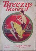 Breezy Stories and Young's Magazine (1915-1949 C.H. Young) Pulp Vol. 40 #2