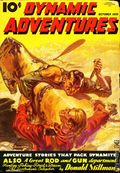 Dynamic Adventures (1935-1936 Street & Smith Publications) Pulp Vol. 1 #1
