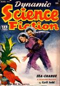 Dynamic Science Fiction (1952-1954 Columbia Publications) Vol. 1 #2