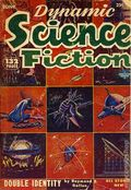 Dynamic Science Fiction (1952-1954 Columbia Publications) Vol. 1 #3